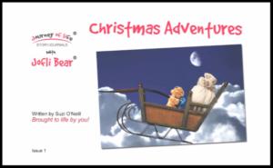Christmas story journal