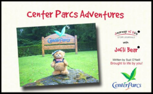 Jofli Bear Center Parcs adventures story