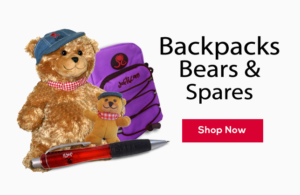 Backpacks, Bears & Spares
